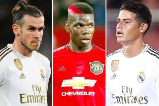 Tin bóng đá 8-12-2019: Real Madrid sẵn sàng bán 2 ngôi sao cho MU để có Pogba