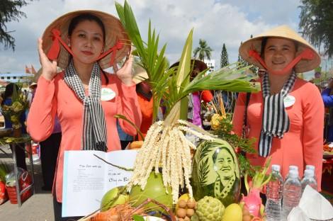 Lan tỏa nét văn hóa của Lễ hội Dừa