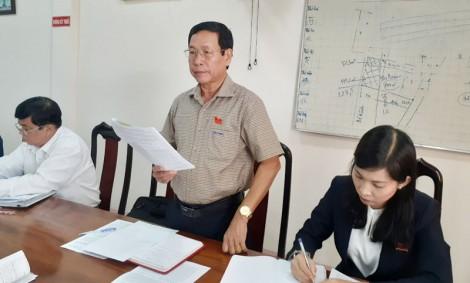 HĐND huyện Bình Đại họp tổ thảo luận trước kỳ họp thứ 12