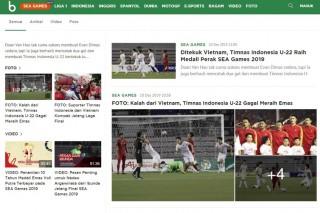 """Truyền thông Indonesia """"tâm phục khẩu phục"""" sau trận thua của đội nhà trước U22 Việt Nam"""