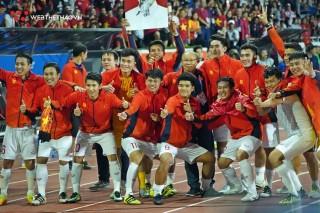 U22 Việt Nam nhận hơn 7 tỷ đồng tiền thưởng sau chiến tích lịch sử