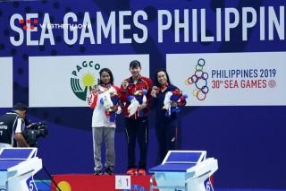 Ánh Viên cùng các tuyển thủ giành HCV SEA Games nhận mức thưởng cao kỷ lục