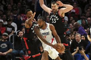 Kết quả NBA ngày 12-12-2019: Kawhi Leonard đả bại Raptors trong ngày trở về