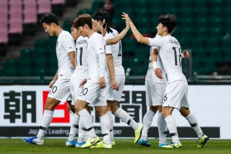 Cúp Đông Á:  Hàn Quốc nhẹ nhàng đánh bại Hồng Kông