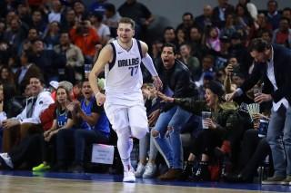 Kết quả NBA ngày 13-12-2019: Luka Doncic tiếp tục tiến xa
