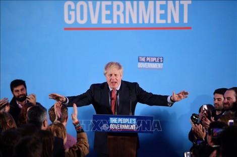 Thủ tướng Anh xúc tiến thành lập chính phủ mới