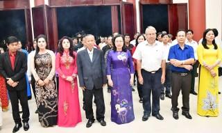 Kỷ niệm 100 năm Ngày sinh nữ tướng Nguyễn Thị Định và phát động cao điểm 60 ngày thi đua Đồng Khởi mới