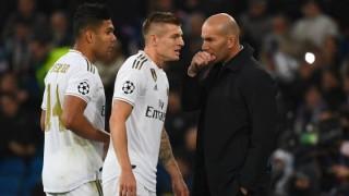 Vòng 1/8 Cup C1: Real Madrid chạm trán khắc tinh