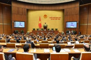 Nghị quyết Kỳ họp thứ 8, Quốc hội khóa XIV