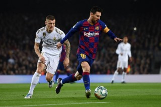 Barcelona và Real Madrid thiếu bàn thắng