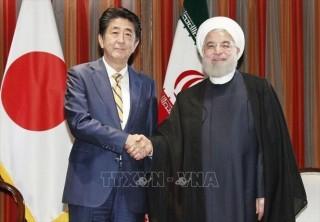 Thỏa hiệp khôn khéo Nhật Bản - Iran