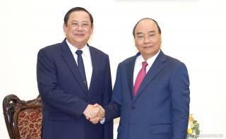 Việt Nam luôn giúp đỡ Lào kịp thời và hiệu quả