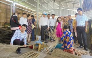 Năm 2019, Thạnh Phú đón trên 500 ngàn lượt khách du lịch