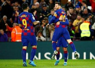 Messi chuẩn bị phá những kỷ lục kỳ vĩ trong năm 2020 với Barca