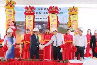 Khởi công xây dựng khu nhà ở Sơn Đông