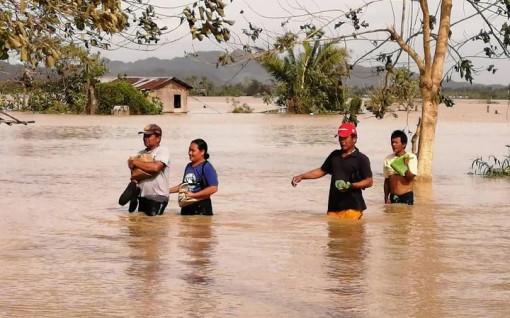 Số người thiệt mạng và mất tích do bão Philippines tiếp tục tăng cao