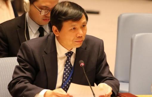 Việt Nam sẵn sàng đảm nhiệm vị trí Ủy viên không thường trực HĐBA