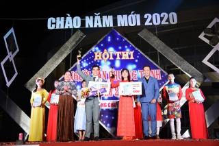 Hoạt động văn hóa, văn nghệ chào năm mới 2020