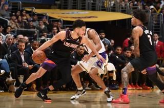 Kết quả NBA ngày 2-1-2020: LA Lakers chật vật trước Phoenix Suns