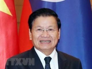 Thủ tướng Lào dẫn đầu đoàn Đại biểu Chính phủ thăm Việt Nam