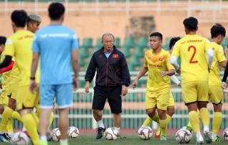 """U23 Việt Nam tham dự VCK U23 châu Á 2020: Sử dụng 100% """"nội binh"""""""