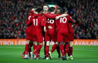 Liverpool có thể phá kỷ lục vô địch Ngoại hạng Anh sớm nhất của MU