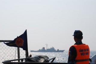 Thiết thực đưa Luật Cảnh sát biển Việt Nam vào cuộc sống