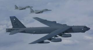 Mỹ triển khai máy bay B-52 tới căn cứ chiến lược dễ tấn công Iran