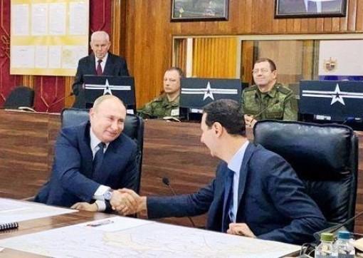 Tổng thống Nga hoan nghênh tiến bộ lớn đạt được tại Syria