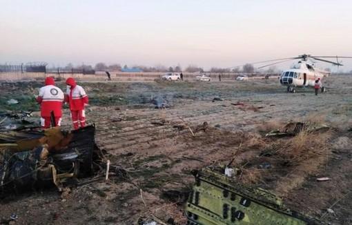 Thông tin sơ bộ về quốc tịch các nạn nhân vụ máy bay rơi ở Iran