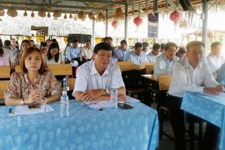 Thạnh Phú tổng kết hoạt động văn hóa, thể thao và du lịch năm 2019