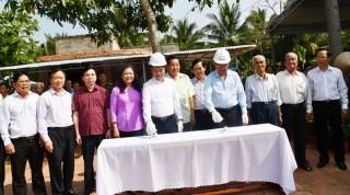 Khởi công xây dựng cầu Trường Thịnh