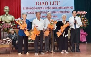Kể chuyện phong trào Đồng khởi năm 1960 và cuộc đời, sự nghiệp của Nữ tướng Nguyễn Thị Định