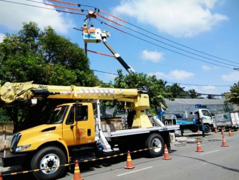 Điện lực TP. Bến Tre cấp điện ổn định và liên tục