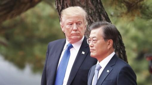 Mỹ - Hàn bất đồng về các dự án hợp tác liên Triều