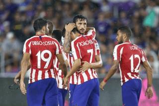 Eibar 2-0 Atletico: Thầy trò Simeone thất bại ê chề trước nhược tiểu