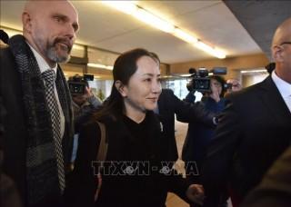 Công tố viên Canada bảo vệ đề nghị dẫn độ của Mỹ đối với CFO Huawei