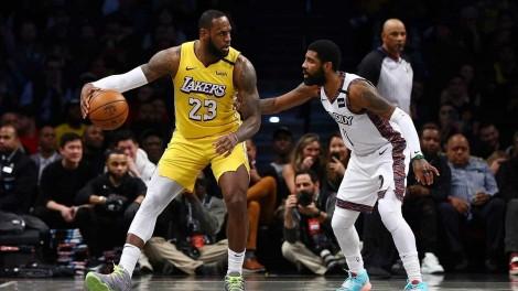 """Kết quả NBA ngày 24-1-2020: LeBron James """"ăn mừng"""" All-Star"""