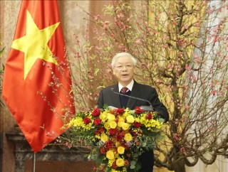 Lời chúc tết Xuân Canh Tý 2020 của đồng chí Tổng Bí thư, Chủ tịch nước Nguyễn Phú Trọng