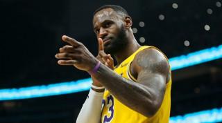 Kết quả NBA ngày 26-1-2020: LeBron James tiếp tục thiết lập kỉ lục