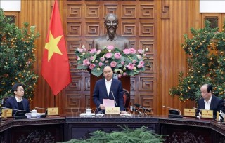 Thủ tướng chủ trì cuộc họp khẩn phòng, chống dịch bệnh do vi rút Corona