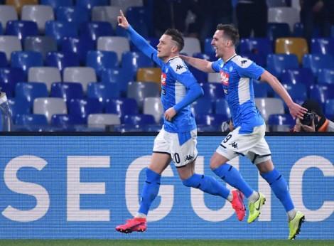 Napoli 2-1 Juventus: Ronaldo ghi bàn, Juventus vẫn không tránh khỏi thất bại