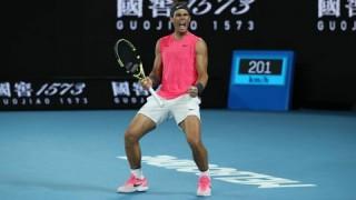 Vượt qua Nick Kyrgios, Nadal hẹn Dominic Thiem ở tứ kết Australian Open
