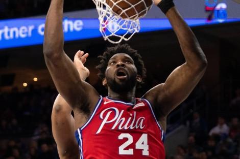 Kết quả NBA ngày 29-1-2020: Embiid tưởng nhớ Kobe Bryant