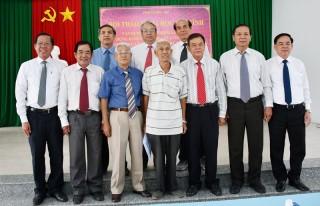 """Hội thảo """"Vận dụng kinh nghiệm lãnh đạo xây dựng Đảng 90 năm qua của Tỉnh ủy Bến Tre"""""""