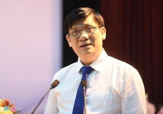 Giáo sư Nguyễn Thanh Long được bổ nhiệm làm Thứ trưởng Bộ Y tế