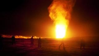 IS nhận tấn công đường ống dẫn khí đốt ở Bán đảo Sinai của Ai Cập