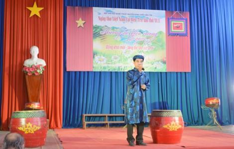 Nhớ bài thơ Nguyên tiêu của Chủ tịch Hồ Chí Minh