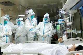 40 nhân viên y tế Vũ Hán nhiễm virus corona từ bệnh nhân