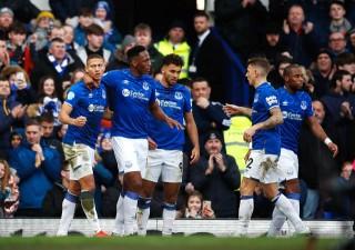 Everton 3-1 Crystal Palace: 3 điểm giúp Everton tạm vượt mặt M.U
